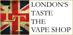 London's Taste The Vape Shop